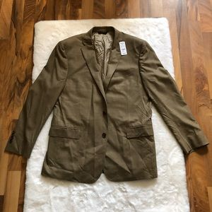 Brooks brother NWT 100% wool suit jacket size 42